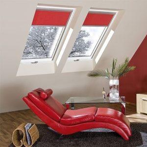 Rulouri ferestre de mansarda