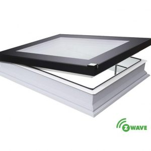 Fereastra acoperis terasa Fakro DEG P2 actionare electrica
