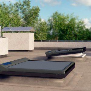 Rulouri exterioare fereastre acoperis terasa AMZ/F 1 Solar