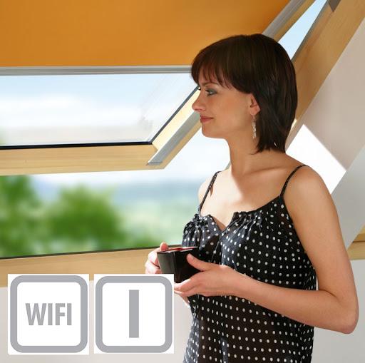 Rulouri interioare Arf 1 actionate electric WiFi