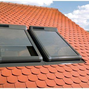 Roleta exterioara FAKRO ARZ Solar